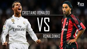 Cristiano Ronaldo VS Ronaldinho ▻The Panna King ○ 2015 ○ 1080p - YouTube