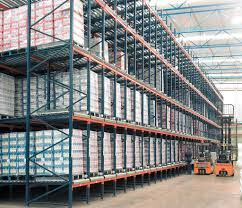 Storage Live Pallet Racking Systems A Solution Provided By Apc