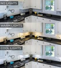task lighting for kitchen. This Under Cabinet Lighting Comparison Shows The Stark Difference Lights Make In A Kitchen! Choose Warm White Color Temperature For Inviting Accent Task Kitchen N