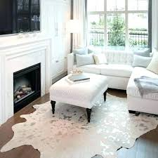 faux cowhide rug metallic silver within prepare 0 gold printed fake cow rugs a for stone silver faux cowhide rug