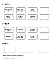 free coupon template word coupon book template word payment coupon book template image free