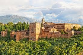 alhambra and granada moorish history