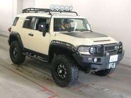 2011 America Toyota FJ Cruiser | Japanese Used Cars Auction Online ...