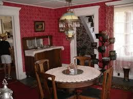 White Modern Victorian House Plans That Has Black Floor That Make - Victorian house interior