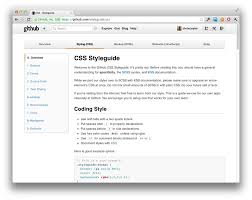 cascade style sheet css style guides css tricks
