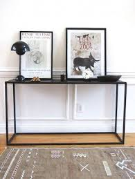 Console Tables Black Foter