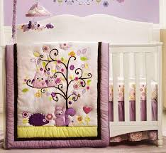 baby bedding owls girls