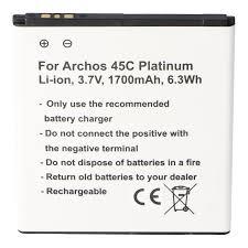 Archos 45C Platinum Akku AC45CPL ...