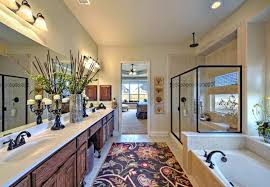 elegant fl bathroom rugs 10 interesting and fun bathroom area rugs rilane