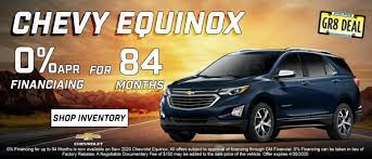2020 Chevrolet Rebates Chevrolet Chevrolet Equinox Chevy Dealerships