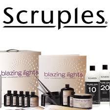 Scruples Blazing H Lights Intro 21p