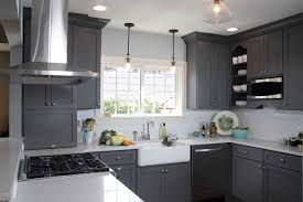 Dark Gray Kitchen Cabinets Traditional Dark Brown Cabinet Light Gray Kitchen Cabinets Grey