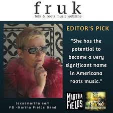 Martha Fields Band - Southern White Lies Reviews | Facebook