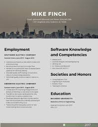 Detailed Professional Resume Format For Engineering Students 2017