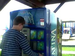 Aquafina Vending Machine Hack