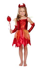 sentinel cute devil s fancy dress kids childs trick or treat party costume