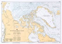 Canadian Nautical Charts Online These Maps Show The Epic Quest For A Northwest Passage