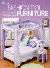 Barbie furniture patterns Crochet Epatterns Central Plastic Canvas Doll Furniture Patterns Fashion Doll Furniture