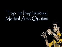 Martial Arts Quotes Mesmerizing 48 Inspirational Martial Arts Quotes To Get You Through The Day