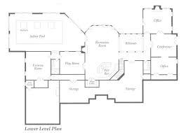 House Plans With Inside Pools Diagram Scott Design 15 Stylish And Peaceful  Indooroutdoor Pool