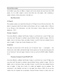 complete essay on exoplanet 8