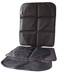com car seat protector best for protecting front back seats leather fabric vinyl or cloth one size fits most cars suv secure fit with adjustable