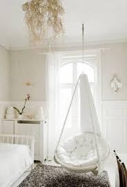 Round Bedroom Chair Hammock In Bedroom