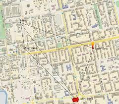 Отчет по преддипломной практике на предприятии ООО Нео магазин  Рисунок 4 Дислокация местности