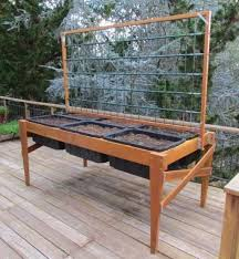 image result for raised planter boxes