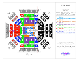 Taco Bell Arena Seating Map Maps Location Catalog Online