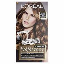 loreal hair color remover on black hair inspirational l oreal preference glam highlights 05 hair dye