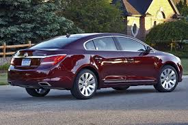Used 2014 Buick LaCrosse for sale - Pricing & Features | Edmunds