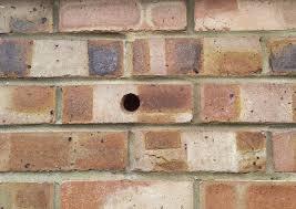File Hole In Brick Masonry Wall Jpg Wikipedia
