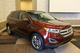 SoCalAutoBlog: 2015 Ford Edge First Look