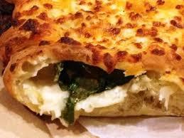 feta cheese pizza dominos.  Feta Spinachandfetadominoscheesestuffedpizza On Feta Cheese Pizza Dominos
