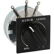 speaker l pad attenuator 100w mono 1 shaft 8 ohm 260 265 alt 0