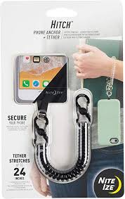 <b>Nite Ize Hitch</b> Plus Tether - Universal Phone Case Anchor and ...