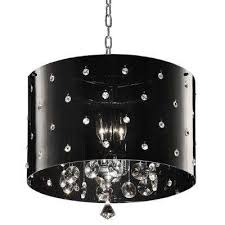 1 light silver star crystal ceiling lamp