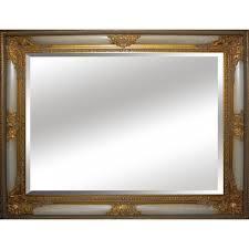 30 x 40 mirror. Gold Detailing Mirror 30\ 30 X 40