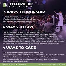 Livestream - Fellowship <b>Chicago</b>