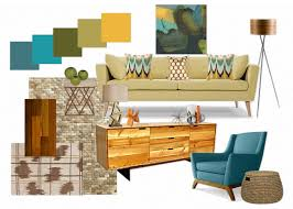 mid century modern inspired furniture. OB-Warm MCM Inspired Living Room Mid Century Modern Furniture R