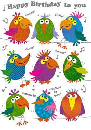 Pin by Priscilla Nichols on Happy birthday in 2020 | Happy birthday birds,  Happy birthday greetings, Happy birthday pictures