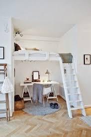 Loft bed for teenager