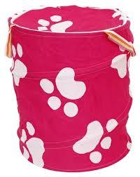 <b>Купить Корзина</b> Shantou Gepai Лапки 41х50 см (635775) розовый ...