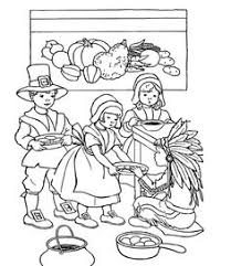 Small Picture Boy Thanksgiving Food Coloring Page Kristin Batykefer print this