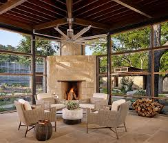 50 contemporary sunrooms with charming spaces sunroom fireplace
