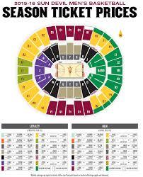 Arizona State Sun Devils Basketball Tickets Auto Glass