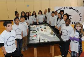 new brunswick education foundation new brunswick middle school robotics program