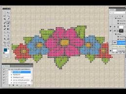 Cross Stitch Pattern Generator Amazing Cross Stitch Action Generator YouTube