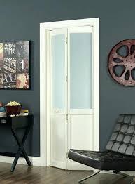 glass bifold doors internal frosted glass doors half door by home s main internal glass bi
